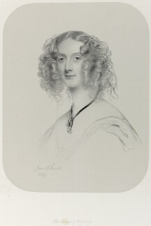 Maria Elizabeth (née Tollemache), Marchioness of Ailesbury, by Richard James Lane, after  James Rannie Swinton - NPG D22008