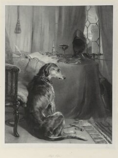 'High life', by Richard James Lane, after  Edwin Landseer - NPG D22017
