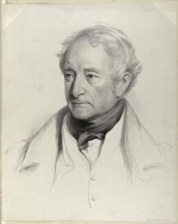 Henry Peyto Verney, 16th Baron Willoughby de Broke, by Richard James Lane, after  Adolphus Robert Venables - NPG D22021
