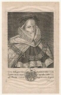 Sir Edward Coke, by Robert White - NPG D17809