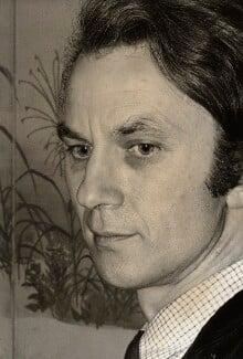 Anthony Simon Thwaite, by Edward Lucie-Smith - NPG x26905