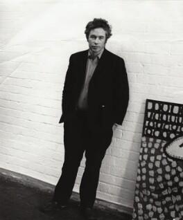Howard Hodgkin, by Edward Lucie-Smith - NPG x18523