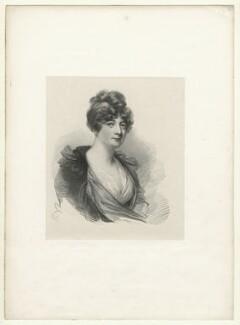 Unknown woman, by Richard James Lane - NPG D22034