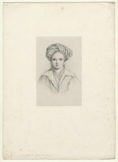 'The Jewess', by Richard James Lane, after  Elizabeth (née Rigby), Lady Eastlake - NPG D22035