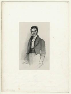 John St John Long, by Richard James Lane - NPG D22037