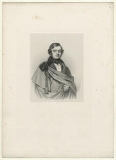 Unknown man, by Richard James Lane - NPG D22039