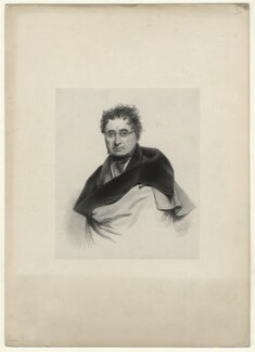 Herr Stumpf, by Richard James Lane - NPG D22040