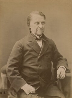 Louis Jean Joseph Charles Blanc, by Unknown photographer - NPG x9065