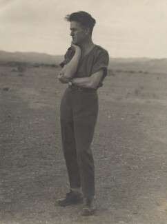 T.E. Lawrence, by Flight Lieutenant Smetham, 10 December 1928 - NPG x12413 - © National Portrait Gallery, London