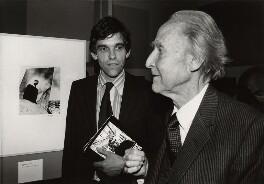 Richard Louis Ormond; Bill Brandt, by Chris Taylor - NPG x126891