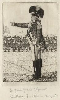 Sir James Grant, by John Kay - NPG D16968