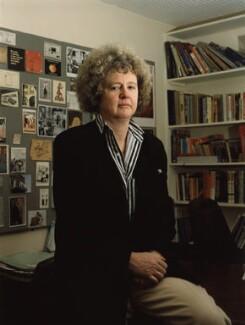 Sheila Whitaker, by Ann McGuinness - NPG x34006