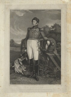 Leopold I, King of the Belgians, by Henry Meyer, published by  Rudolph Ackermann, after  Alfred Edward Chalon, published 10 March 1818 - NPG D22136 - © National Portrait Gallery, London