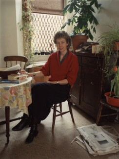 Debbie Christie, by Ann McGuinness - NPG x34002