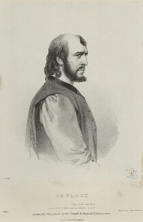 Charles Kemble as Shylock in 'Merchant of Venice', by Richard James Lane, printed by  Jérémie Graf, published by  Colnaghi and Puckle, after  Alfred Edward Chalon - NPG D22327