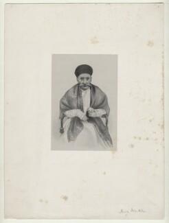 Mirza Husa Modene, by Richard James Lane - NPG D22146