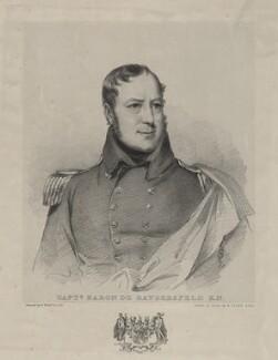 Baron Raygersfeld, by Richard James Lane, after  G. Grevelle - NPG D22153