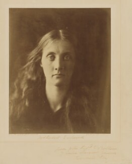 Julia Prinsep Stephen (née Jackson, formerly Mrs Duckworth), by Julia Margaret Cameron - NPG x18016
