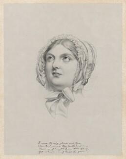 Mrs Arkwright, by Richard James Lane, after  Sir George Hayter - NPG D22169