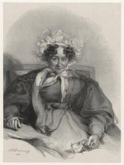 Sabrina Bicknell, by Richard James Lane, after  Stephen Poyntz Denning - NPG D22174