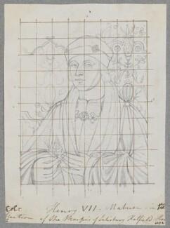 King Henry VII, by Henry Bone, after  Unknown artist - NPG D17180
