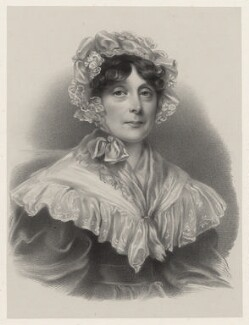 Charlotte Duncombe (née Legge), Lady Feversham, by Richard James Lane, after  James Holmes - NPG D22215
