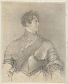 King George IV, by Richard James Lane, after  Sir Thomas Lawrence - NPG D22217