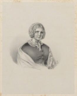 Elizabeth Gordon (née Brodie), Duchess of Gordon, by Richard James Lane - NPG D22219