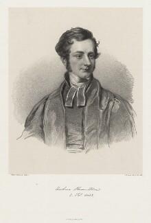 Arthur Hamilton, by Richard James Lane, printed by  Graf & Soret, after  James Ramsay - NPG D22225