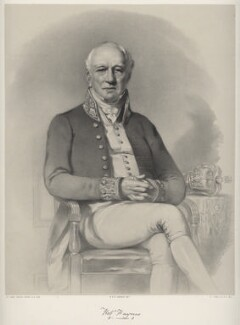 Robert Haynes, by Richard James Lane, printed by  M & N Hanhart, after  Sir John Watson-Gordon - NPG D22228