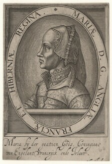 Queen Mary I, after Jacopo da Trezzo - NPG D17825