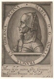 Queen Mary I, after Jacopo da Trezzo, (circa 1555) - NPG D17825 - © National Portrait Gallery, London
