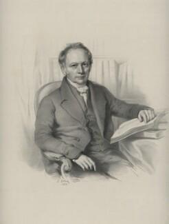 Samuel Hey, by Richard James Lane, after  Josiah Gilbert - NPG D22231
