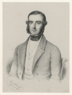 Matthew James Higgins, by Richard James Lane, after  Raffaele Fidanza - NPG D22232
