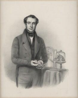 Samuel Armstrong Lane, by Richard James Lane, after  Thomas Lewis - NPG D22243