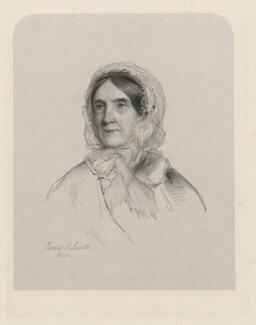 Eleanor (Todd), Countess of Lauderdale, by Richard James Lane, after  James Rannie Swinton - NPG D22244