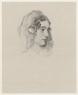 Violet Lockhart, by Richard James Lane, after  Elizabeth (née Rigby), Lady Eastlake - NPG D22247