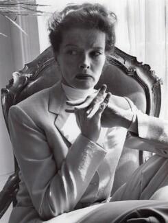 Katharine Hepburn, by Norman Parkinson - NPG x126950