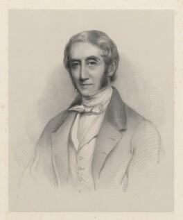 Sir John Maxwell, by Richard James Lane - NPG D22255