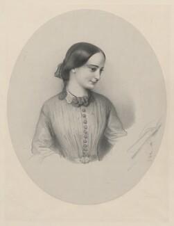 Anne Eliza Money, by Richard James Lane - NPG D22258