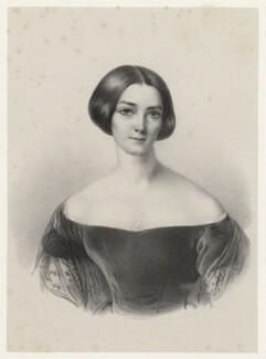 Mrs Roberts, by Richard James Lane - NPG D22271