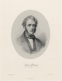 Frederic Aldham Robinson, by Richard James Lane, printed by  M & N Hanhart, after  Frederick A.C. Tilt - NPG D22273