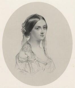 Mrs Massey Stanley, by Richard James Lane, after  James Rannie Swinton - NPG D22280