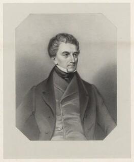 Henry Windsor Villiers Stuart, by Richard James Lane - NPG D22284