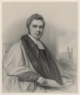 George Thackeray, by Richard James Lane - NPG D22286