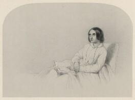 Miss Thurston, by Richard James Lane, circa 1851 - NPG D22287 - © National Portrait Gallery, London