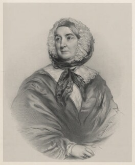 Mrs Timmins, by Richard James Lane, after  Richard Buckner - NPG D22289