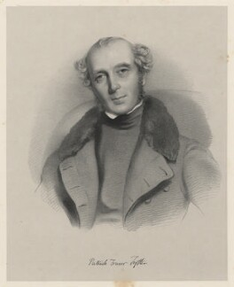 Patrick Fraser Tytler, by Richard James Lane - NPG D22294