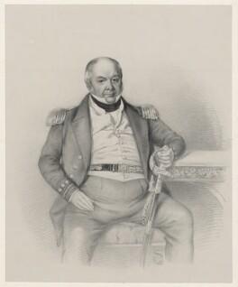 Frederick Warren, by Richard James Lane - NPG D22300