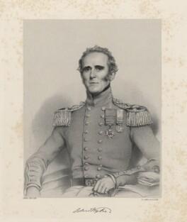 John Wylie, by Richard James Lane, after  Samuel Lane - NPG D22304